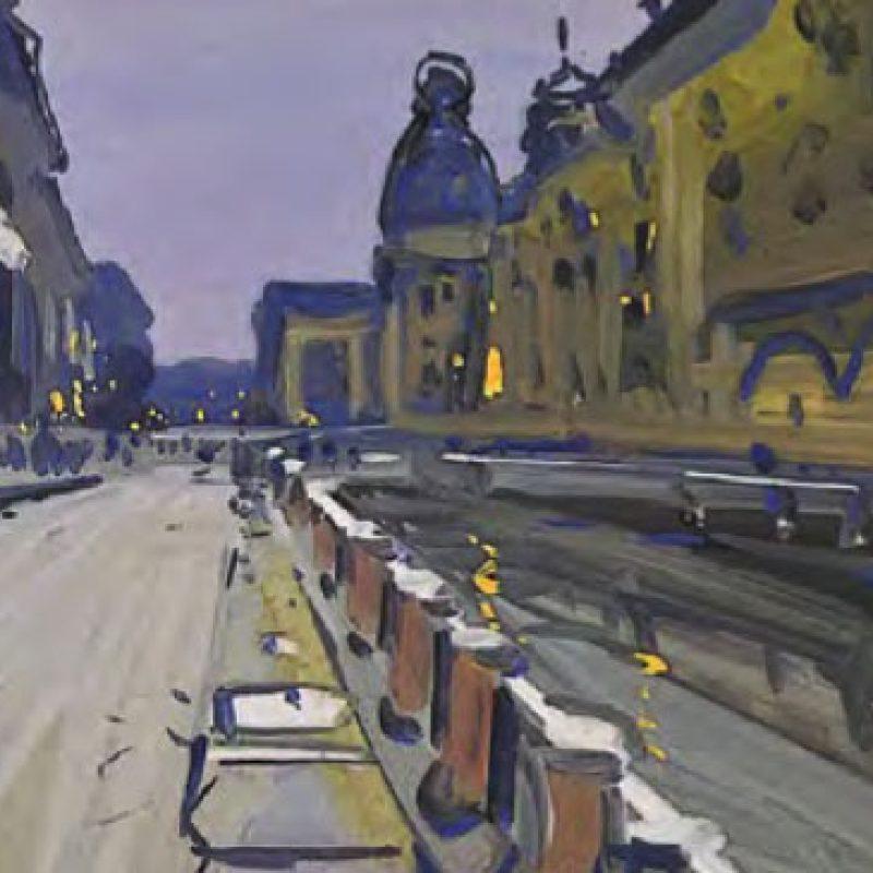 Canale Griboedov (1964).