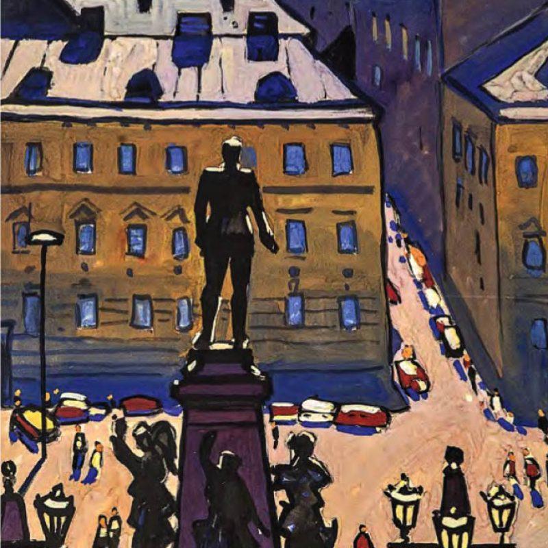 Monumento a Alessandro II, Helsinki (1969).